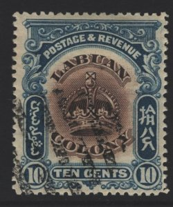 Labuan Sc#103 Used