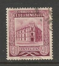 VENEZUELA C569 VFU T585-1