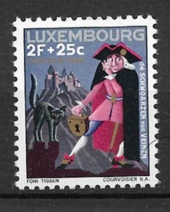 Luxembourg 1966 The Black Man of Vianden MNH**