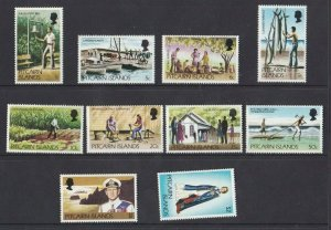 PN158) Pitcairn Islands 1977 Definitives MUH