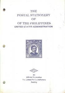 The Postal Stationary of the Philippines,