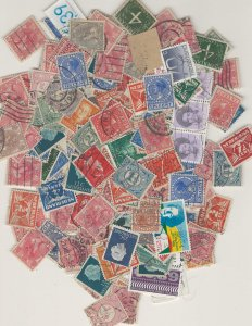 COLLECTION LOT # L11 NETHERLANDS 57gr ABOUT 900 STAMPS FREE H & S