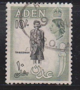 ADEN Scott # 60 Used - QEII & Tribesman