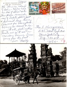 Indonesia, Picture Postcards