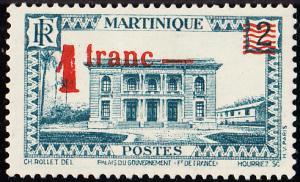 Martinique #190 Used