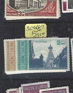 THAILAND (PP1109B) SC 486-7   MNH