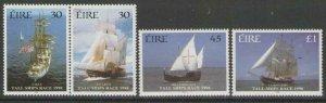 IRELAND SG1185/8 1998 TALL SHIPS RACE MNH