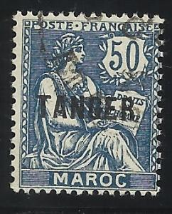 French Morocco SC 86 Used Avg-Fine