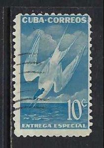 CUBA E18 VFU BIRD K450-1