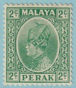 MALAYA PERAK 70 MINT  HINGED OG *  NO FAULTS EXTRA FINE!