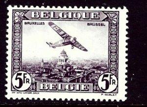 Belgium C5 MH 1936 issue    (ap5592)
