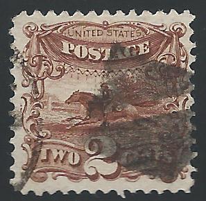 Scott 113, Used, 1869 Issue (112-22)