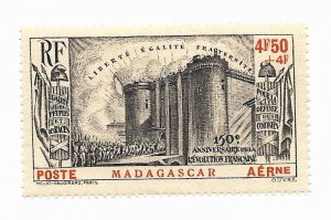 Malagasy Republic 1939 - MNH - Scott #CB1 *