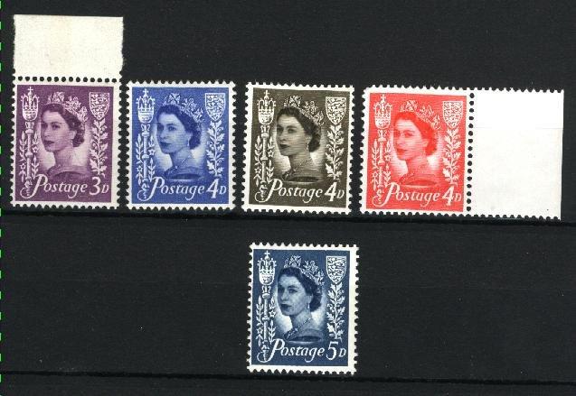 Jersey #2-6   Mint VF 1958-69 PD