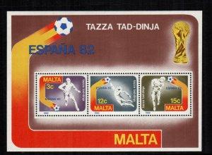Malta  618a  MNH cat $ 4.25 aaa