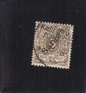 German Samoa: Sc #51, Used (35726)