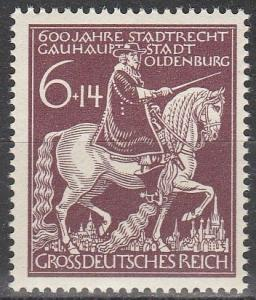 Germany #B290  MNH  (S3357)