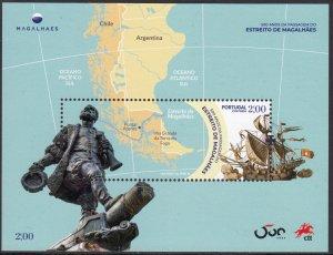 PORTUGAL 2020 MAGELLAN SHIP VICTORIA MAP EXPLORER JOINT SPAIN [#2003]