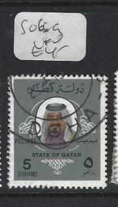 QATAR  (P0304BB)  SHEIKH  SG 669   5  DH       VFU