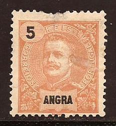 Angra  # 15  used   defect