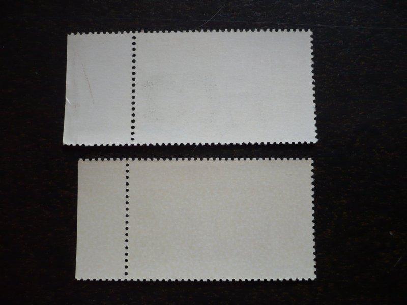 Stamps - Cuba - Scott# 3353-3354 - MNH Set of 2 stamps
