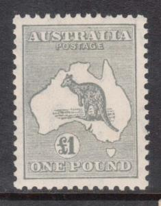 Australia #128 (SG #137) VF Mint