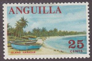 Anguilla 26 Island Harbour 1967