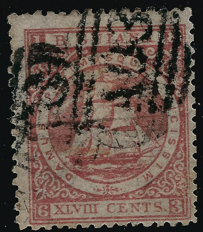 British Guiana #66 S.G, #81 Used F-VF...Fill in British Colony spaces!