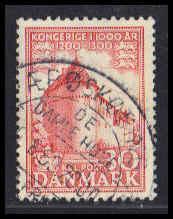 Denmark Used Very Fine ZA5141