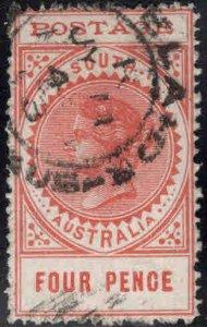 South Australia Scott 122 Used