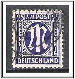 Germany #3N13a AMG Issue Used