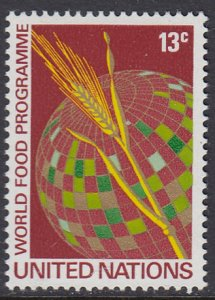 UN 218 MNH - World Food