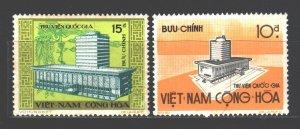 South Vietnam. 1974. 558-59. Library. MVLH.