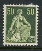 Switzerland #139 Mint (thin)
