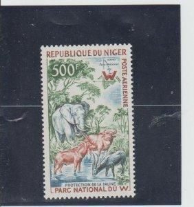Niger  Scott#  C14  MNH  (1960 Wild Animals)