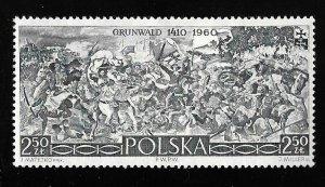 Poland 1960 - MNH - Scott #924