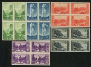 USA, MNH, collection