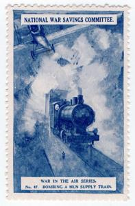 (I.B) Cinderella : National War Savings (War in The Air Series 47)