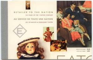 Canada -1994 Eaton Company Prestige Booklet Complete #BK169a