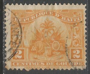 HAITI 146 VFU C56-2