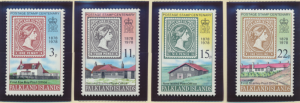 Falkland Islands Stamps Scott #278 To 281, Mint Never Hinged - Free U.S. Ship...