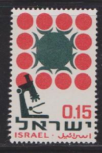 Israel #333 Cancer MNH Single
