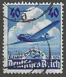 Germany 469  Used