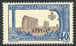 Tunisia Scott B30 MNHOG - Wounded Soldiers Surcharge - SCV $8.00