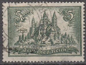 Germany #350 F-VF Used CV $16.00  (S810)