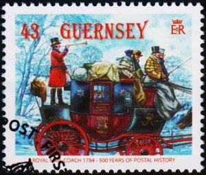 Guernsey. 2016 43p Fine Used