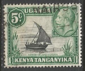KENYA, UGANDA & TANZANIA 47 VFU P756-2