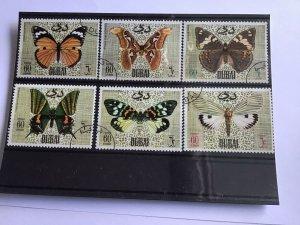 Dubai Butterflies stamps   R21418