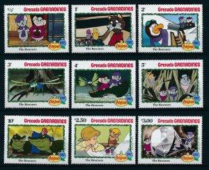 [22432] Grenada Grenadines 1982 Disney Characters Christmas MNH