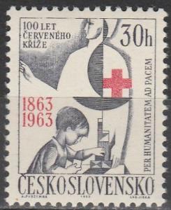 Czechoslovakia #1184  MNH F-VF  (V2562)